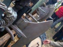 średniowieczne broń Obrazy Royalty Free