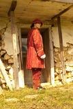 średniowieczni mężczyzna Fotografia Royalty Free