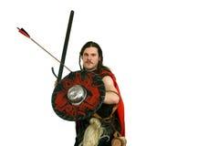 średniowieczny człowiek Obrazy Stock