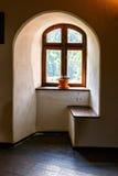Średniowieczny kasztel otręby, Rumunia zdjęcia stock