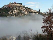 Średniowieczny miasteczko Motovun, Chorwacja zdjęcie stock