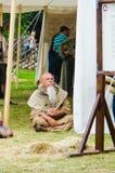 Średniowieczny tydzień 13 fotografia royalty free