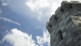 średniowieczny wieży zamku Zdjęcia Stock