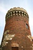 średniowieczny wierza zdjęcie royalty free
