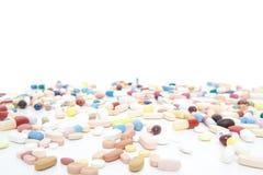 środek farmaceutyczny różnorodni Zdjęcia Royalty Free