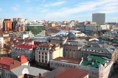Środkowa część miasto kazan Russia Zdjęcie Stock