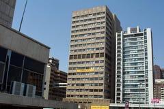 Środkowa dzielnica biznesu, Johannesburg, Południowa Afryka obraz royalty free