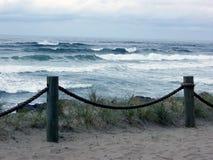 Środkowa Oregon wybrzeża burza Zdjęcie Stock