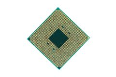 Środkowa przerobowa jednostka, jednostka centralna odizolowywająca na białym tle Obrazy Royalty Free