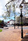 Środkowy Dunedin, Nowa Zelandia obraz stock
