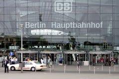 Środkowy dworzec Berlin Zdjęcie Stock