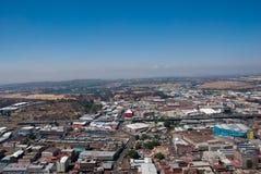 Środkowy Johannesburg obraz royalty free