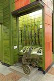 Środkowy muzeum rabatowi oddziały wojskowi Obraz Royalty Free