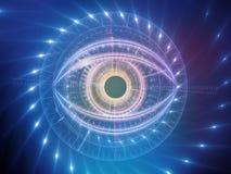 Środkowy oko Obraz Stock