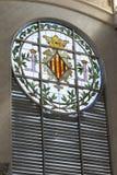 Środkowy rynek, Walencja, Hiszpania Obrazy Stock
