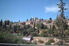 Środkowy Wschód, Palestyna, Jerozolima, Izrael, święty los angeles Zdjęcie Royalty Free