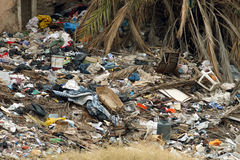 środowiska zanieczyszczenie Fotografia Stock