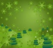świąteczną noc Zdjęcia Royalty Free