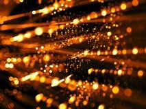 Świąteczna plama - abstrakta cyfrowo wytwarzający wizerunek Zdjęcia Stock