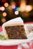 świąteczne ciasto klina Obraz Stock