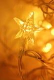 świąteczne lampki Obrazy Stock