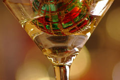 świąteczne przyjęcie Zdjęcia Stock