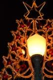 świąteczni światła Obrazy Royalty Free