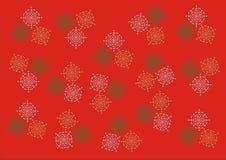 świąteczny deseniowy wektor Obrazy Stock