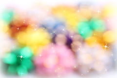 Świąteczny jaskrawy tło Obrazy Stock