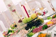 Świąteczny jedzenie Obraz Stock