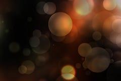 Świąteczny piękny wielo- koloru bokeh światło, defocused plamy tło Obrazy Royalty Free