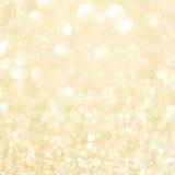 Świąteczny plamy tło Abstrakt twinkled Bożenarodzeniowy backgrou Obraz Stock