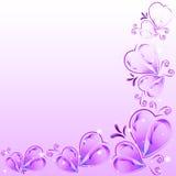 Świąteczny tło z sercami na walentynka dniu Luty 14 dzień dla wszystkie kochanków Obrazy Stock