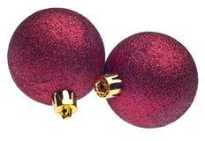 świąteczny wakacyjny ornament Zdjęcie Stock