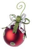 świąteczny wakacyjny ornament Zdjęcie Royalty Free
