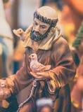 Świątobliwa figurka Zdjęcia Stock