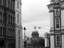 Świątobliwa Isaacs katedra, St Petersburg obraz stock