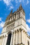 Świątobliwa Maurice katedra złości, Francja Obraz Royalty Free
