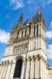 Świątobliwa Maurice katedra złości, Francja Zdjęcia Stock