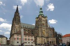 Świątobliwa Vitus katedra Fotografia Stock