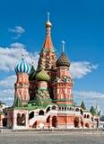 Świątobliwego basilu ortodoksyjna katedra Zdjęcie Royalty Free