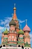 Świątobliwego basilu ortodoksyjna katedra Obrazy Royalty Free
