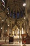 Świątobliwego Patrick katedra Obrazy Royalty Free