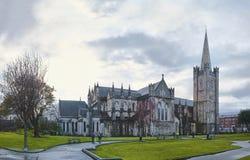 Świątobliwego Patrick katedra Obraz Royalty Free