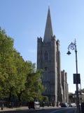 Świątobliwego Patrick katedra zdjęcia royalty free