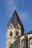 Świątobliwy Andreas kościół w Koeln (Kolonia) Zdjęcia Royalty Free