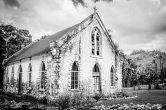 Świątobliwy Andrew kościół anglikański w Jamajka obrazy stock