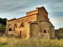 Świątobliwy Anthony kościół, Albania obraz royalty free