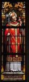 Świątobliwy Augustine Obrazy Royalty Free