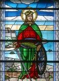 Świątobliwy Catherine Aleksandria obrazy stock